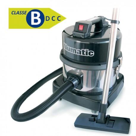 DBQ250 NUMATIC aspirateur silencieux cuve inox à poussière 9L ECO DESIGN