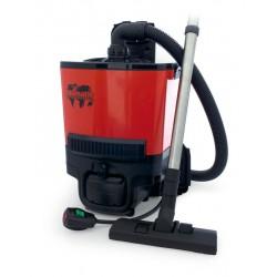 RSB140 NUMATIC aspirateur dorsal a batterie poussière 6L