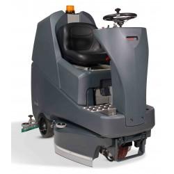 TTV678G VARIO NUMATIC autolaveuse autoportée avec batteries 300ah gel+chargeur intégré+ 3 brosses 120L autonomie: 4H00
