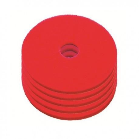 Disque abrasif rouge diamètre 432mm - Carton de 5 - NUMATIC