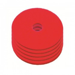 Disque abrasif rouge diamètre 406mm - Carton de 5 - NUMATIC
