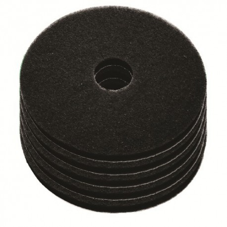 Disque de décapage noir diamètre 356mm - Carton de 5 - NUMATIC