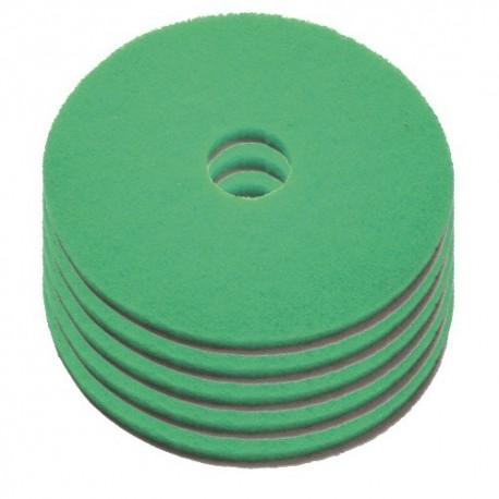 Disque de recurage vert diamètre 330mm - Carton de 5 - NUMATIC