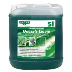 UNGER Liquide produit vitre concentre 5L