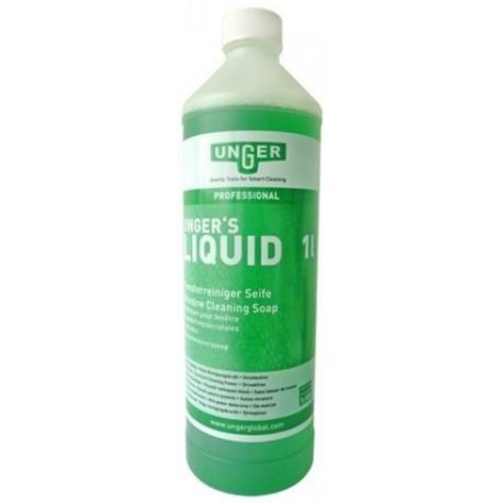 UNGER Liquide produit vitre concentre 1L