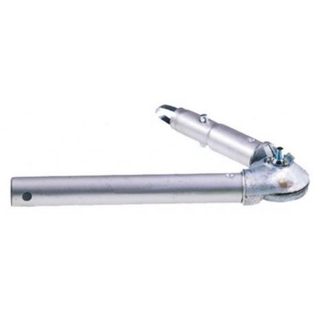 UNGER Coude articule metal pour perche telescopique