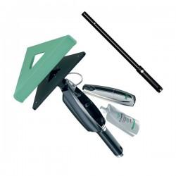 UNGER Kit de nettoyage intérieur Stingray 100