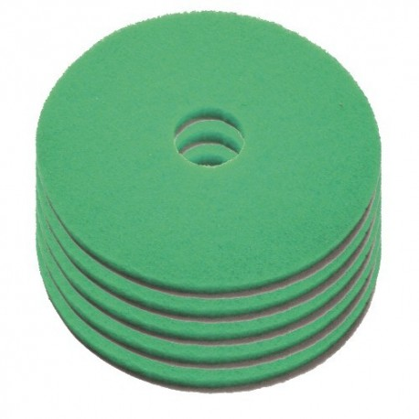 Disque de récurage vert diamètre 508mm - Carton de 5 - NUMATIC