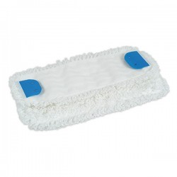 Franges à languettes microfibre 80% polyester 20% polyamide