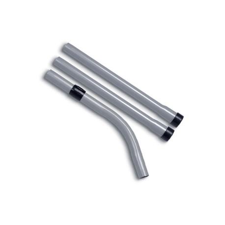 Tubes 3 pièces Aluminium Ø 32mm - NUMATIC