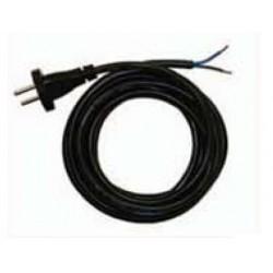 Câble noir caoutchouc 8,5m 3x1mm² sans prise ANTI-STATIQUE - NUMATIC