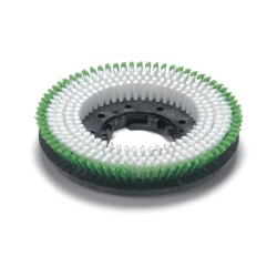 Brosse de lavage verte PP Ø 330mm pour NLL332 - NUMATIC