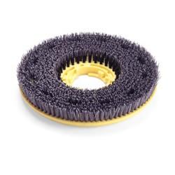 Brosse carbure de silice (noire) Ø 450mm (longlife) - NUMATIC